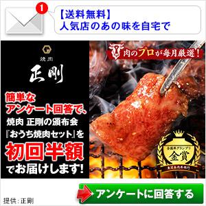 おうち焼肉セット(正剛インバウンド)